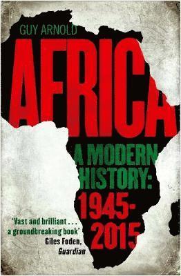 bokomslag Africa: A Modern History