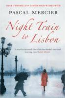 bokomslag Night train to lisbon