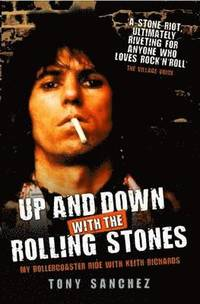 bokomslag Up and Down with the Rolling Stones
