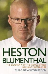 bokomslag Heston Blumenthal