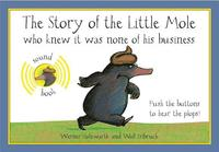 bokomslag The Story of the Little Mole Sound Book