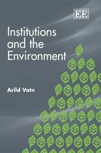 bokomslag Institutions and the Environment