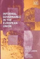 bokomslag Informal Governance in the European Union