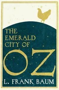 bokomslag The Emerald City of Oz