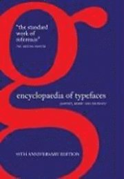 bokomslag Encyclopaedia of Typefaces