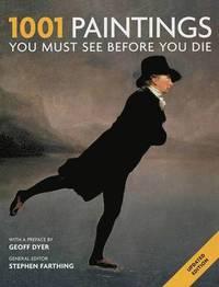 bokomslag 1001 paintings you must see before you die