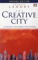 bokomslag The Creative City: A Toolkit for Urban Innovators