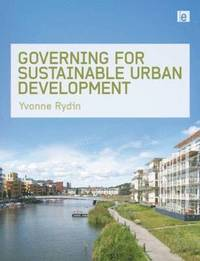bokomslag Governing for Sustainable Urban Development