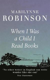 bokomslag When I Was A Child I Read Books