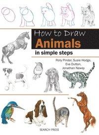 bokomslag How to Draw: Animals