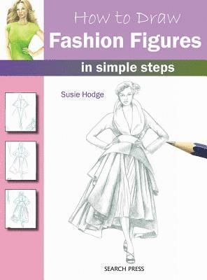 bokomslag How to Draw: Fashion Figures