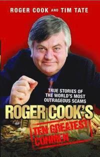 bokomslag Roger Cook's Greatest Conmen