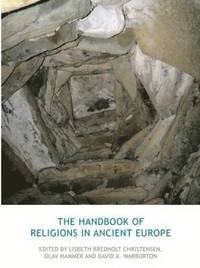bokomslag The Handbook of Religions in Ancient Europe