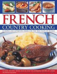 bokomslag French Country Cooking