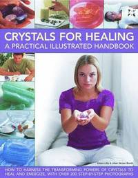 bokomslag Crystals for Healing