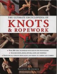 bokomslag Ultimate Encyclopedia of Knots and Rope Work