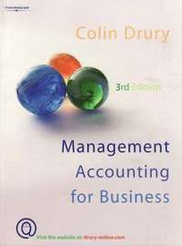 bokomslag Management Accounting for Business Decisions