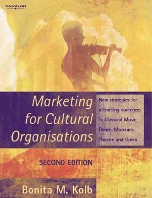 bokomslag Marketing for Cultural Organisations
