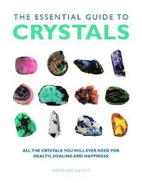 bokomslag Essential Guide to Crystals