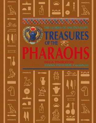 bokomslag Treasures of the pharaohs new edn