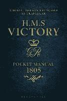 bokomslag HMS Victory Pocket Manual 1805
