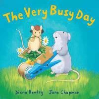 bokomslag The Very Busy Day