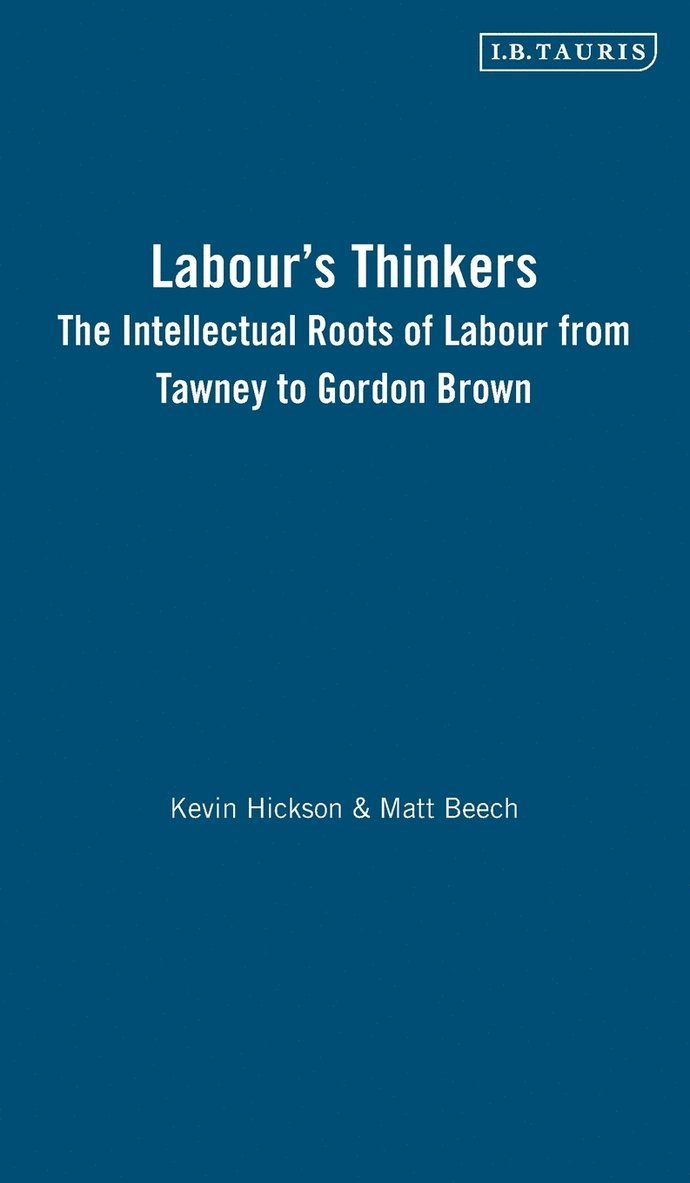 Labour's Thinkers 1