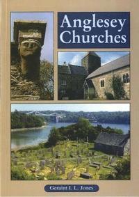 bokomslag Anglesey Churches