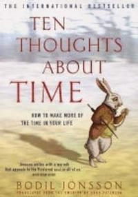 bokomslag Ten Thoughts About Time (New Edition)