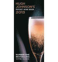 bokomslag Hugh Johnsons pocket wine book 2013