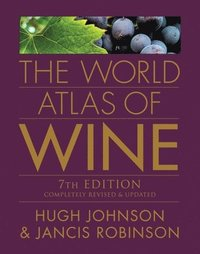 bokomslag The World Atlas of Wine, 7th Edition