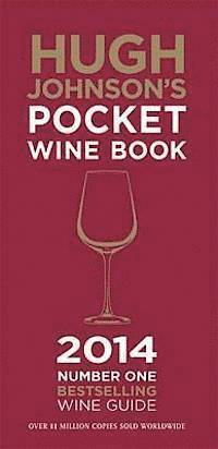 bokomslag Hugh Johnsons Pocket Wine Book 2014