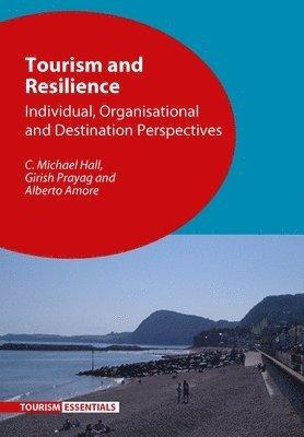 bokomslag Tourism and Resilience