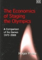 bokomslag The Economics of Staging the Olympics