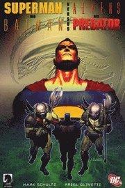 bokomslag Superman/Batman vs Aliens/Predator