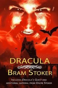 bokomslag Dracula - THE CLASSIC VAMPIRE NOVEL WITH ADDED MATERIAL