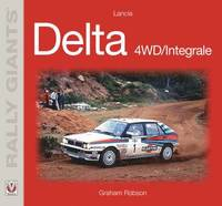 bokomslag Lancia Delta 4X4/Integrale