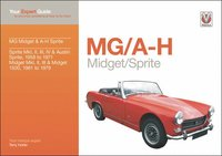bokomslag Mg midget & a-h sprite - your expert guide to common problems & how to fix