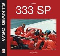 bokomslag Ferrari 333 SP