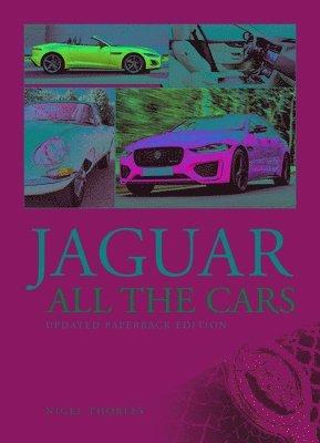 bokomslag Jaguar - All the Cars