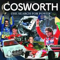 bokomslag Cosworth- The Search for Power