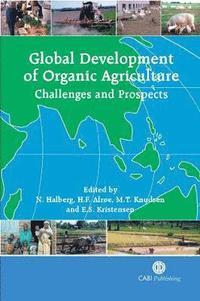 bokomslag Global Development of Organic Agriculture