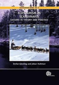 bokomslag Ecotourism in Scandinavia