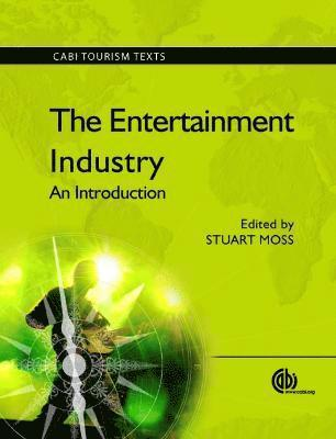bokomslag The Entertainment Industry