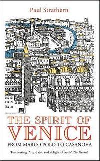 bokomslag The Spirit of Venice