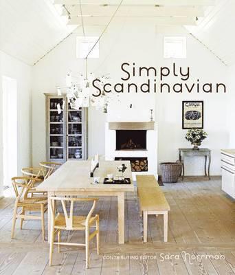 bokomslag Simply Scandinavian