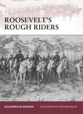 bokomslag Roosevelt's Rough Riders