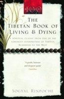 bokomslag The Tibetan Book Of Living And Dying