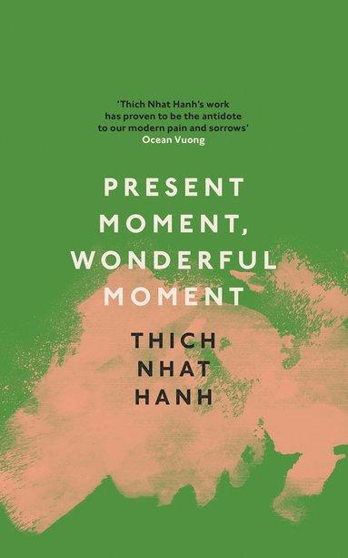 bokomslag Present Moment, Wonderful Moment