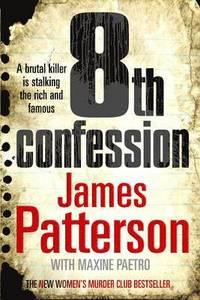 bokomslag 8th Confession